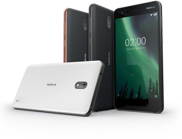 Nokia 2 là chiếc smartphone mang thương hiệu Nokia nhắm đến phân khúc giá rẻ