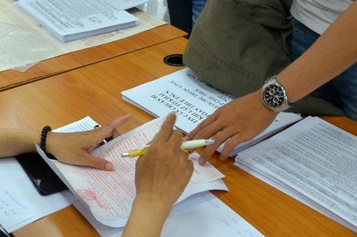 Hàng nghìn trường hợp nợ thuế bị phân loại không đúng trạng thái (ảnh minh họa : NLĐ)