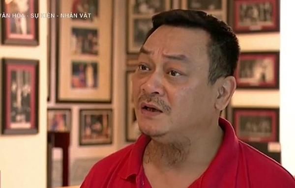NSND Anh Tú: Sự việc không ảnh hưởng đến công việc của tôi và Bắc tại Nhà hát Kịch Việt Nam.