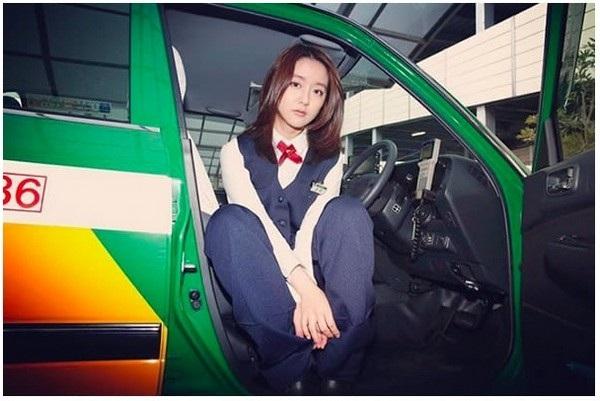 Gặp nữ tài xế taxi xinh đẹp và gợi cảm nhất Nhật Bản - 4