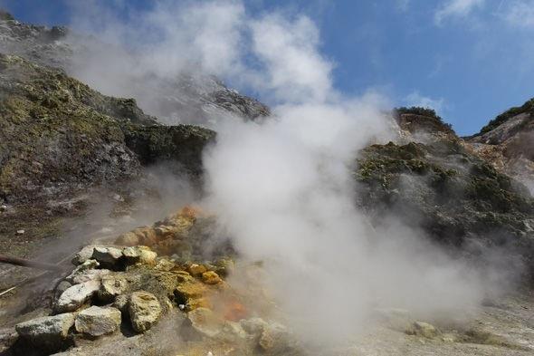 Siêu núi lửa ở Italia có thể dẫn tới một vụ phun trào mang tính hủy diệt - 2
