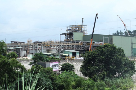 Bộ TNMT yêu cầu Cty Núi Pháo phải thực hiện nghiêm túc các quy định về bảo vệ môi trường.