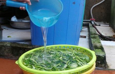 Nước ngầm ô nhiễm nguy cơ ảnh hưởng rất xấu đến sức khỏe người dân