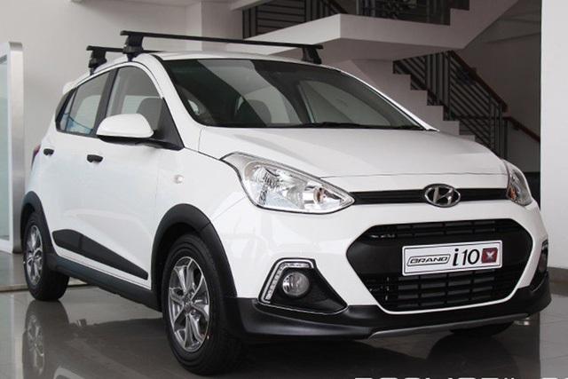 Ô tô Ấn Độ nhập về phần lớn là xe của Huyndai.