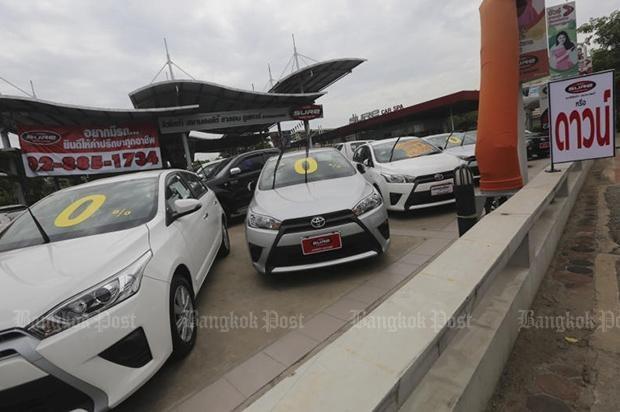 Ô tô mới tăng giá - Cơ hội cho thị trường xe cũ Thái Lan - 1