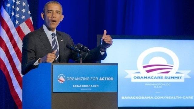 Obamacare là chương trình chăm sóc y tế từ thời Tổng thống Mỹ Barack Obama. (Ảnh: Reuters)