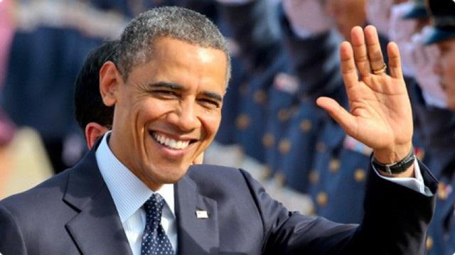 Cựu Tổng thống Mỹ Barack Obama. (Ảnh: AFP)