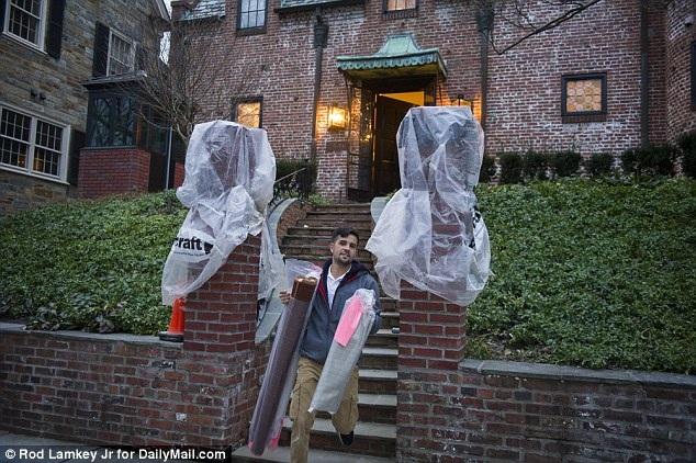 Gia đình Tổng thống Obama chuẩn bị dọn đến nhà mới - 6
