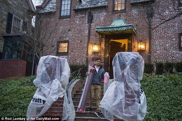 Gia đình Tổng thống Obama chuẩn bị dọn đến nhà mới - 3