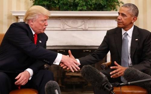 Chuyển giao quyền lực Obama - Trump: Hợp tác và đấu tranh chính sách - 1