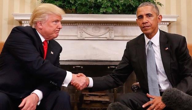 Sau lễ nhậm chức, Tổng thống Donald Trump dùng điện thoại gì? - 1