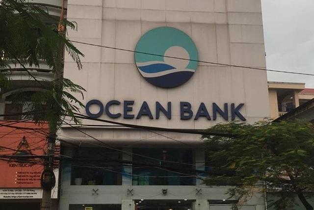 OceanBank cho biết đang phối hợp chặt chẽ với cơ quan chức năng để làm rõ sự việc.