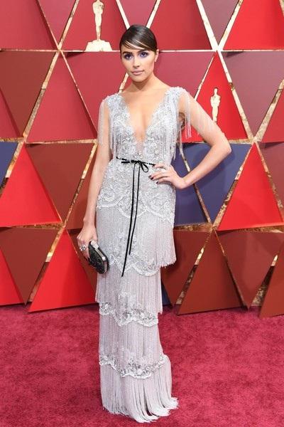 Dập dìu người đẹp trên thảm đỏ Oscar 2017 - 38