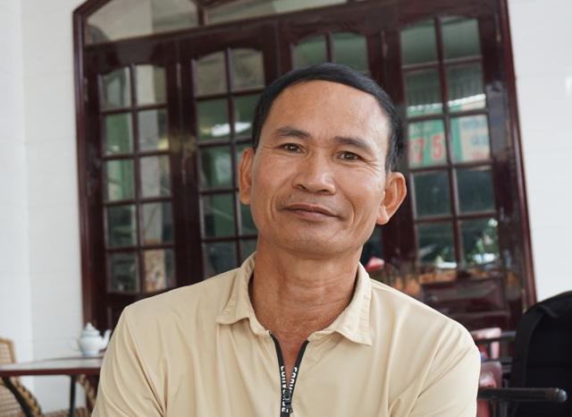 Ông Hoàng Văn Dự - người đã biến căn nhà bám mặt tiền Quốc lộ 1 thành trụ sở Điểm sơ cấp cứu Chữ thập đỏ đầu tiên của tỉnh Nghệ An