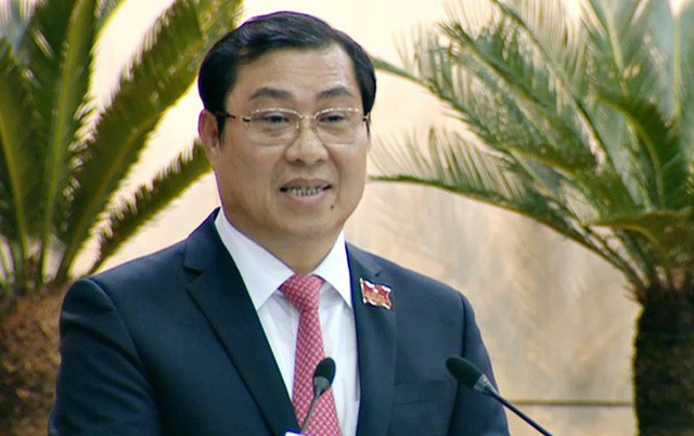 Ông Huỳnh Đức Thơ - Chủ tịch UBND TP Đà Nẵng