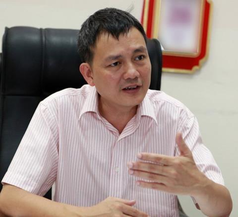 Ông Lại Xuân Thanh - Cục trưởng Cục Hàng không Việt Nam nay giữ chức Chủ tịch Hội đồng thành viên ACV (ảnh: Đất Việt)