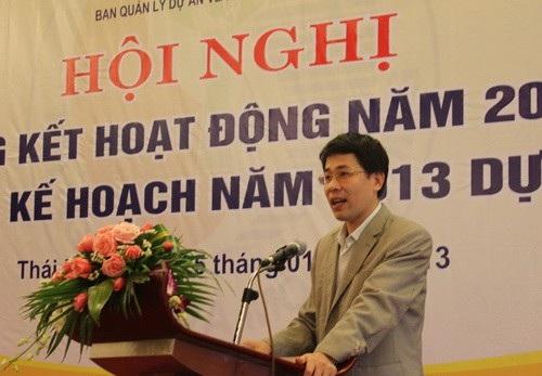 Ông Mai Văn Phấn (Ảnh: Bộ TNMT).