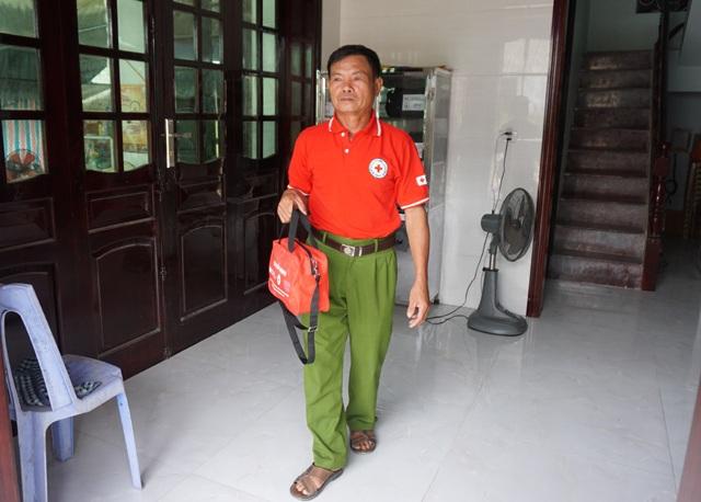 Ông Nguyễn Hữu Sinh: Bất kỳ lúc nào người bị nạn cần giúp đỡ, chúng tôi sẵn sàng có mặt