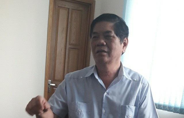 Ông Nguyễn Phong Quang - nguyên Phó trưởng Ban chỉ đạo Tây Nam Bộ, bị kết luận có nhiều sai phạm trong thời gian đương chức.