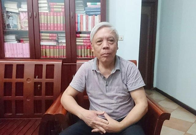 PGS.TS Nguyễn Trọng Phúc: Cán bộ có thành tre rồi cũng phải uốn nắn.