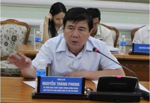 Ông Phong đánh giá rất cao tinh thần làm việc của Phó chủ tịch quận 1