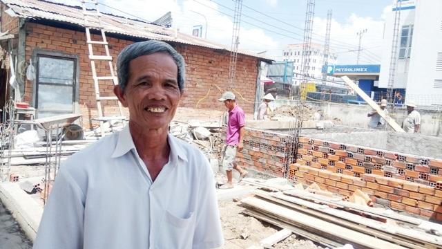 Gia đình ông Lê Quí bị ngành chức năng TP Sóc Trăng hành chỉ vì xây dựng ít hơn giấy phép.