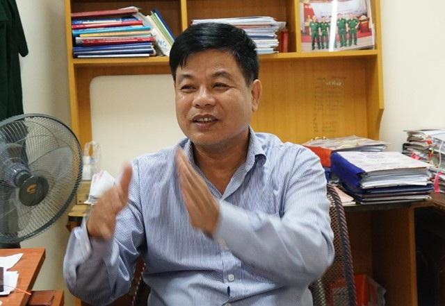 Ông Nguyễn Quang Quyết - Trưởng phòng Chế độ (BHXH tỉnh Nghệ An).