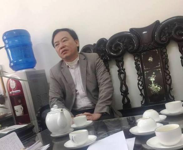 Ông Phạm Anh Tuấn dù treo chức vụ 8 tháng vẫn ký văn bản