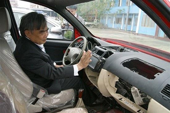 Nhưng cũng đã có doanh nhân say mê nội địa hoá ô tô nhưng đã rơi vào tình trạng gần như phá sản