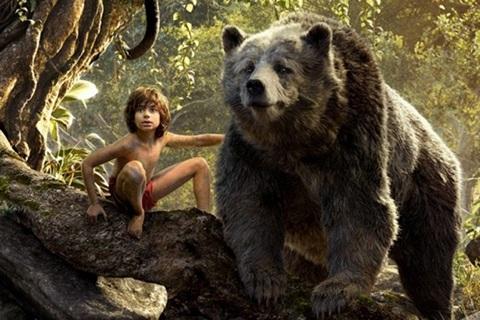 Bộ phim Jungle Book giành giải Hiệu ứng hình ảnh xuất sắc nhất.