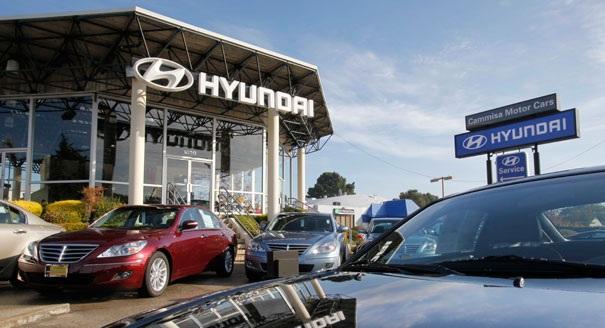 Xe Hàn bán chạy nhưng ít lãi hơn xe Âu - Mỹ - 1