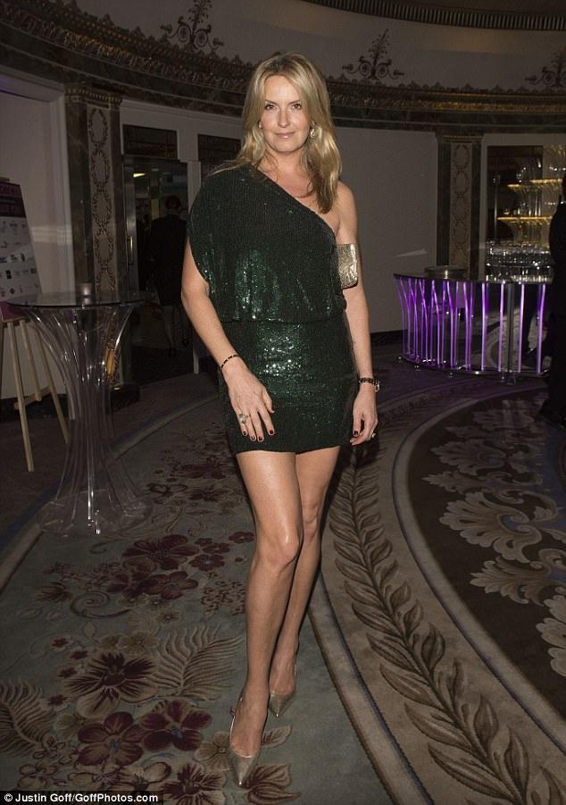 Penny Lancaster là người mẫu nội y kiêm huấn luyện viên thể dục khá nổi tiếng trước khi kết hôn với Rod Stewart