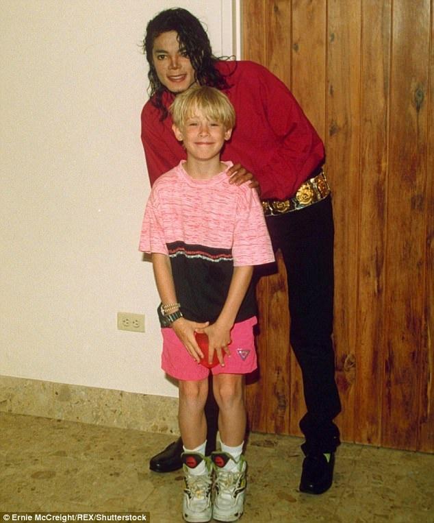 Macaulay Culkin và Vua nhạc Pop có mối quan hệ thân tình suốt nhiều năm