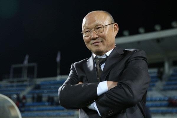 HLV Park Hang Seo đã sẵn sàng dẫn dắt tuyển Việt Nam