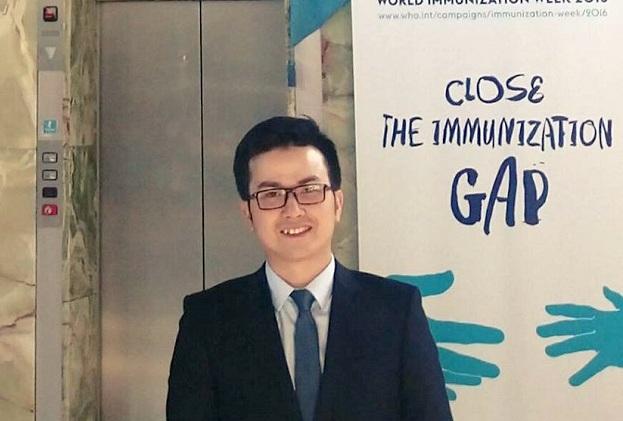 Nghệ sĩ hài Xuân Bắc lọt top 10 gương mặt trẻ Thủ đô tiêu biểu 2012 - 2017 - 2
