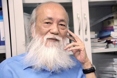 Phó Giáo sư Văn Như Cương (1937 - 2017).
