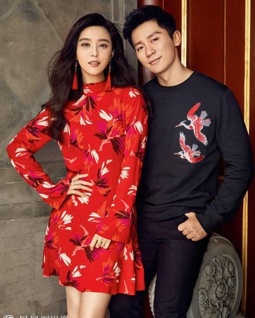 Đầu năm 2017, cặp đôi làm người mẫu trong một bộ ảnh thời trang. Cả hai rất đẹp đôi và ăn ảnh. Kể từ khi công khai tình cảm, Phạm Băng Băng và Lý Thần đã trở thành đôi tình nhân đắt sô nhất Hoa ngữ. Sự xuất hiện của cả hai luôn khiến người hâm mộ thích thú và hào hứng.