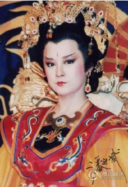 Phan Nghinh Tử từng nổi danh với vai diễn Võ Tắc Thiên vào những năm 80 của thế kỷ trước.
