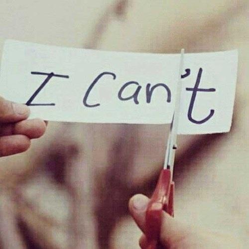 Bạn phải thật sự tin vào khả năng biến điều không thể thành có thể