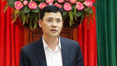 Ông Phạm Quý Tiên - Chánh Văn phòng UBND TP Hà Nội