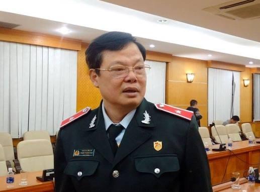 Ông Phạm Trọng Đạt- Cục trưởng Cục Chống tham nhũng (Ảnh: Người lao động)
