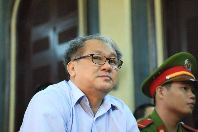 Đại án VNCB: Kiến nghị triệu tập Công ty kiểm toán Ernst & Young Việt Nam - 1