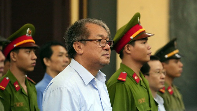 Cựu CTHĐQT Ngân hàng TMCP Xây dựng Phạm Công Danh sẽ đứng chung vị trí với Hà Văn Thắm tại phiên toà xét xử đại án kinh tế xảy ra tại Ngân hàng Oceabank.