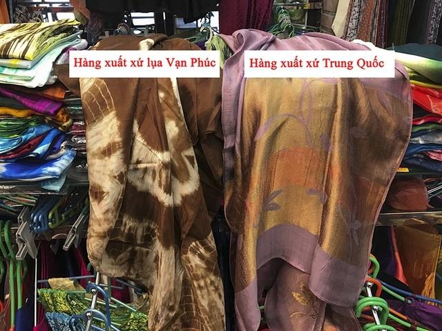Vụ Khaisilk: Cách phân biệt lụa Việt và lụa Trung Quốc - 3