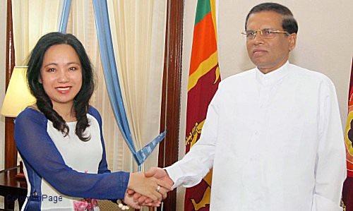 Bà Phan Kiều Thu - đã trúng cử chức danh Tổng Thư ký thứ 7 của Kế hoạch Colombo ngày 12/12 (ảnh: colombopage.com)