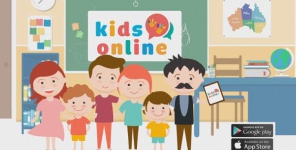Với KidsOnline, nhà trường và gia đình có thể quản lý trẻ mầm non bằng điện thoại di động mọi lúc mọi nơi.