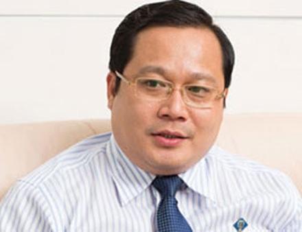 Phan Huy Khang - nhân vật giúp sức đắc lực trong phi vụ Trầm Bê cho Phạm Công Danh vay số tiền 1.700 tỉ đồng.