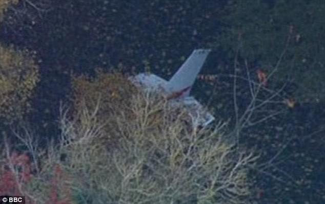 Phi công Nguyễn Thành Trung tử nạn tại Anh khi đang làm nhiệm vụ huấn luyện bay (ảnh: BBC)