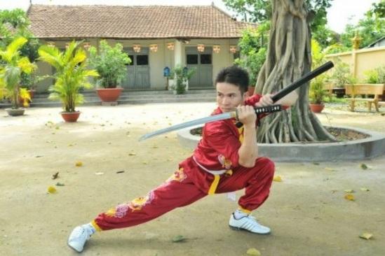 Võ sư Phi Ngọc Long