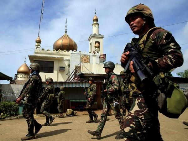 Lực lượng binh sỹ Philippines. (Nguồn: alwaght.com)